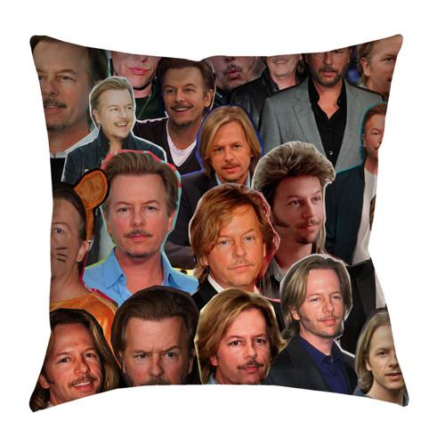David Spade pillowcase