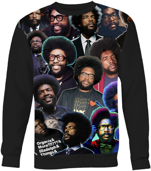 Questlove Sweater Sweatshirt