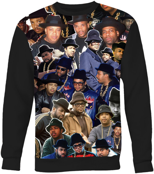 Run DMC Sweater Sweatshirt