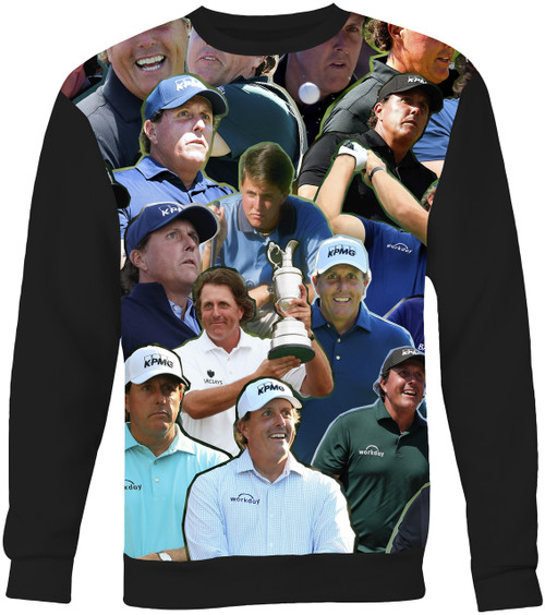 Phil Mickelson Sweater Sweatshirt