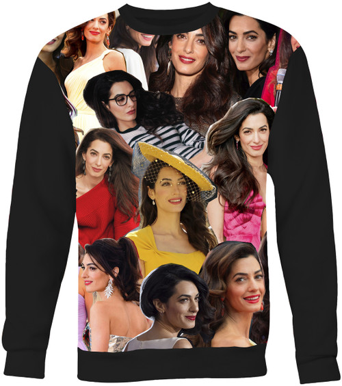 Amal Clooney Sweater Sweatshirt