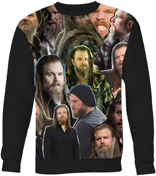 Ryan Hurst Sweater Sweatshirt