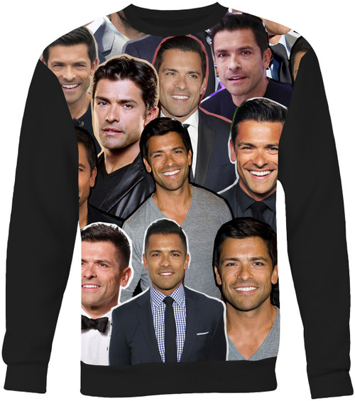 Mark Consuelos Sweater Sweatshirt
