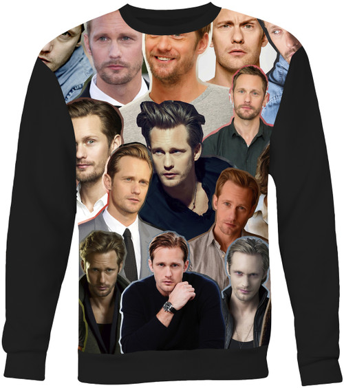 Alexander Skarsgard Sweater Sweatshirt