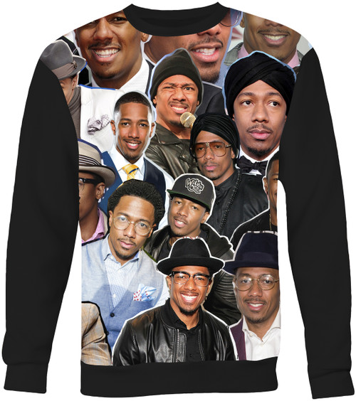 Nick Cannon Sweater Sweatshirt
