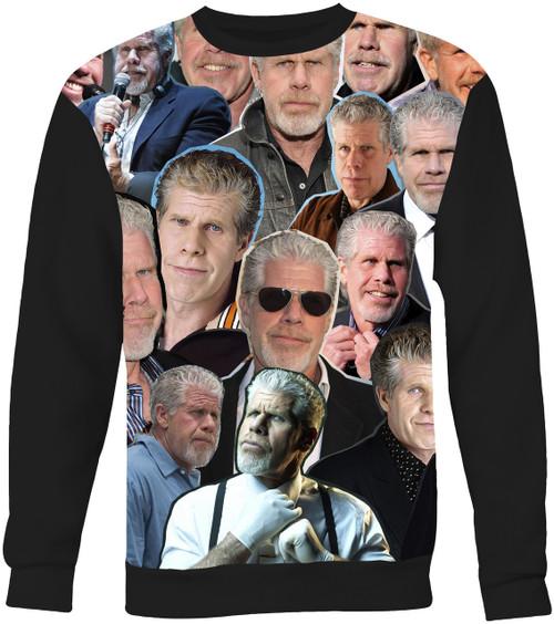 Ron Perlman Sweater Sweatshirt
