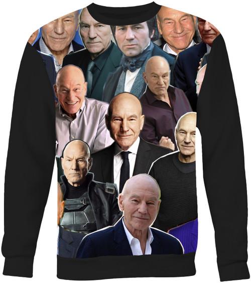 Patrick Stewart Sweater Sweatshirt