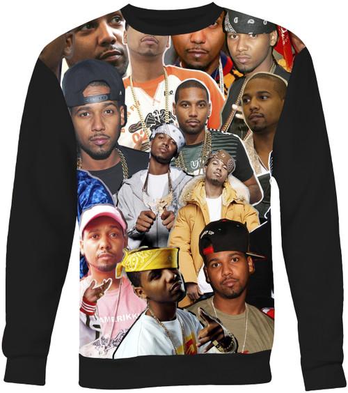 Juelz Santana Sweater Sweatshirt