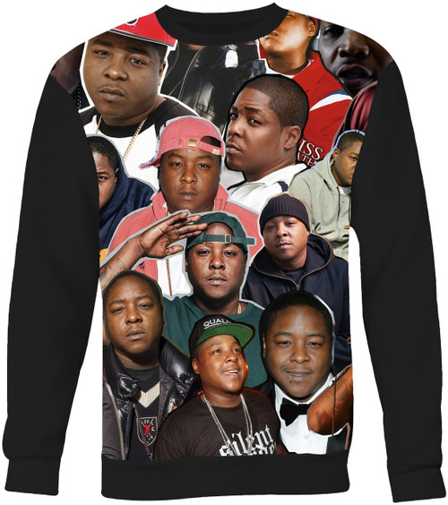 Jadakiss Collage Sweater Sweatshirt