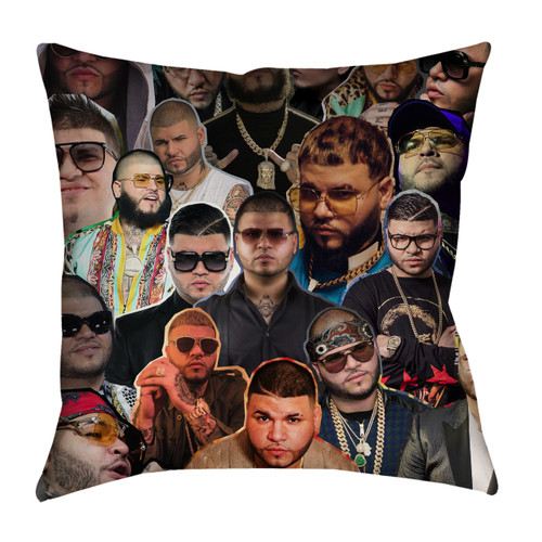 Farruko pillowcase