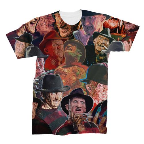 Freddy Krueger tshirt
