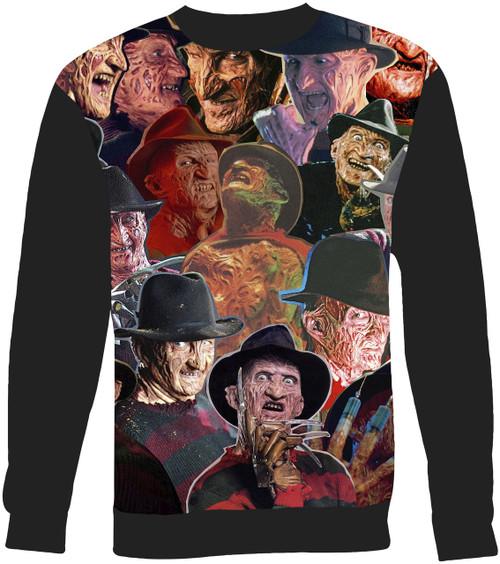 Freddy Krueger sweatshirt
