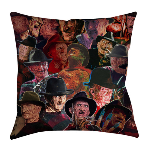 Freddy Krueger pillowcase