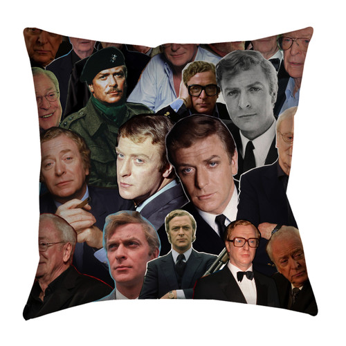 Michael Caine pillowcase
