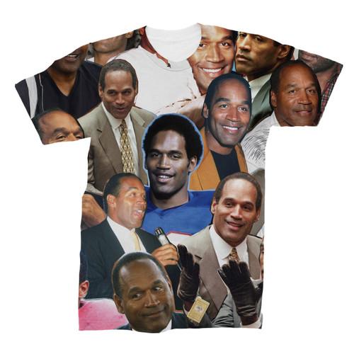O.J. Simpson tshirt