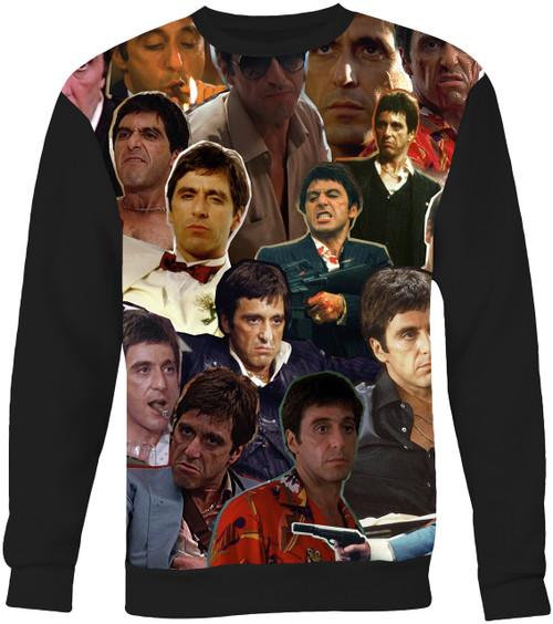 Tony Montana  Sweater Sweatshirt