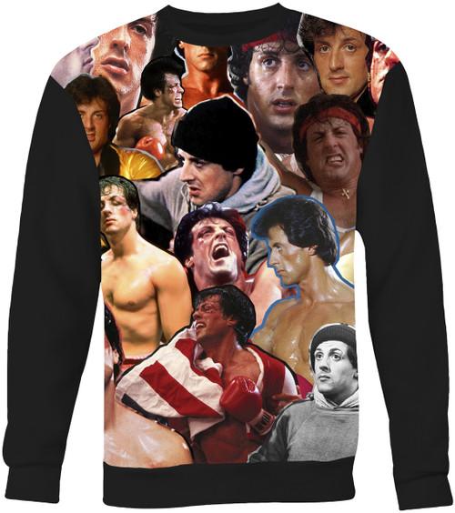 Rocky Balboa Sweater Sweatshirt