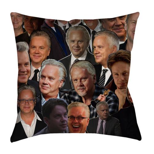 Tim Robbins pillowcase