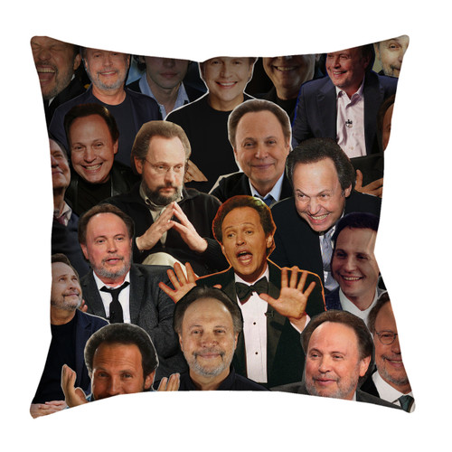 Billy Crystal pillowcase