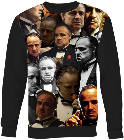 Vito Corleone (Godfather) Sweater Sweatshirt