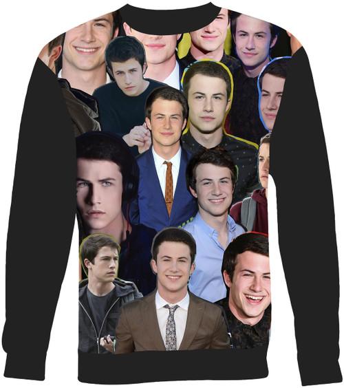 Dylan Minnette sweatshirt