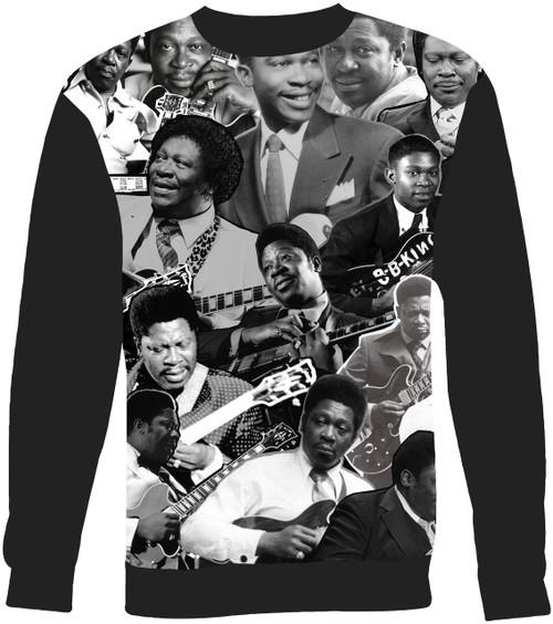 B.B. king sweatshirt