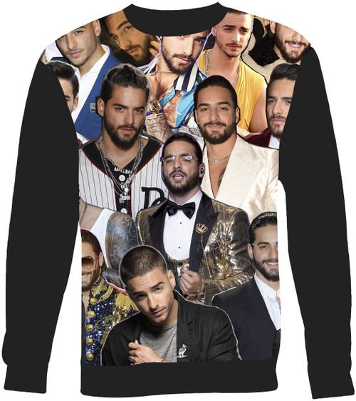 Maluma sweatshirt