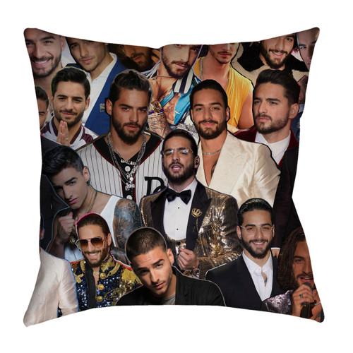 Maluma pillowcase