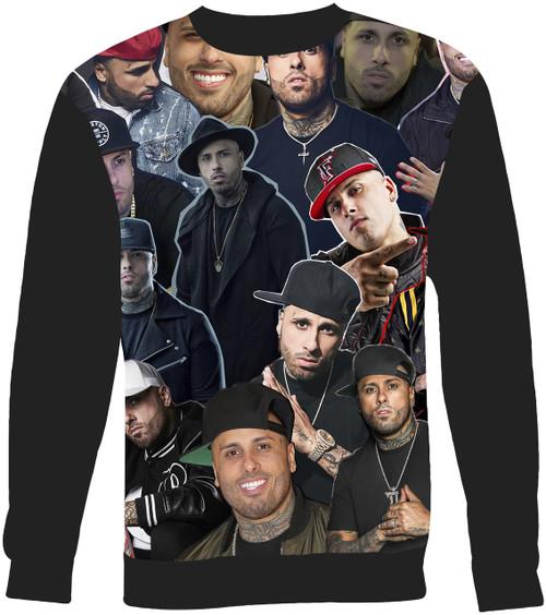 Nicky Jam sweatshirt
