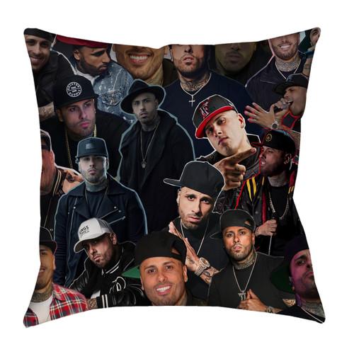 Nicky Jam pillowcase