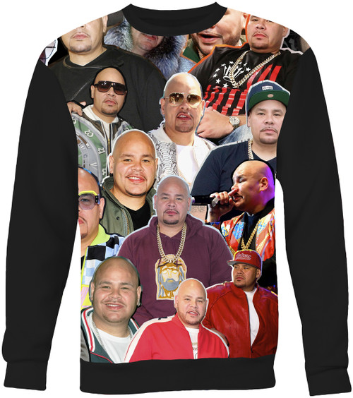 Fat Joe Collage Sweater Sweatshirt