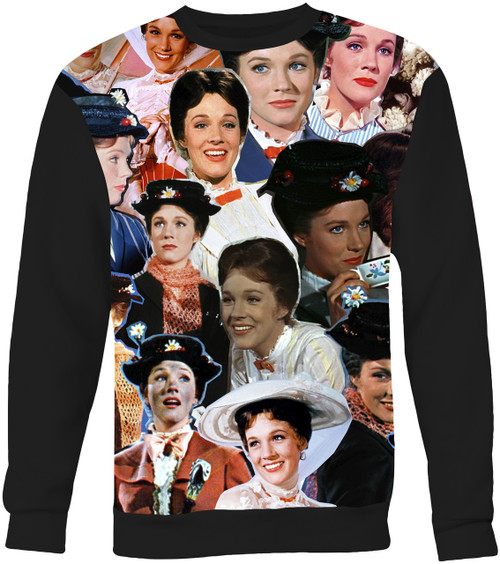 Mary Poppins Collage Sweater Sweatshirt