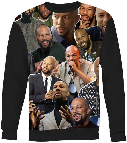 Common Collage Sweater Sweatshirt