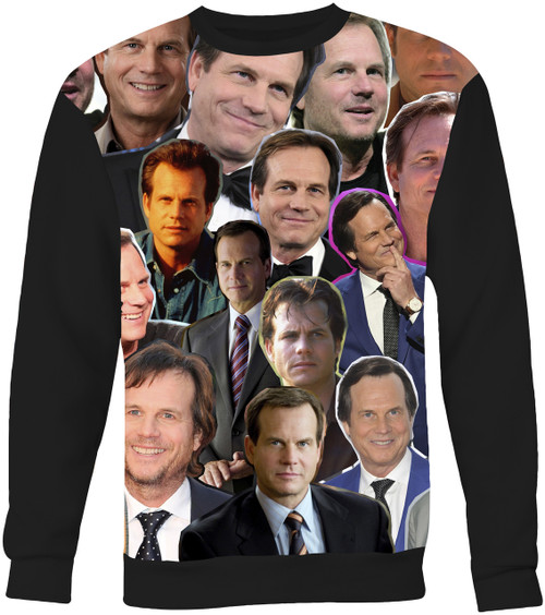 Bill Paxton Collage Sweater Sweatshirt