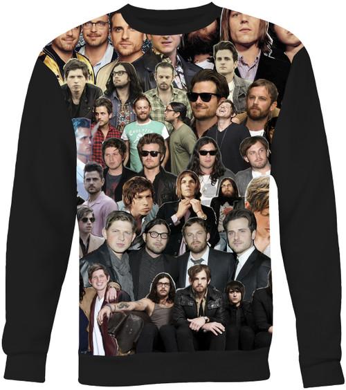 Kings of Leon Collage Sweater Sweatshirt