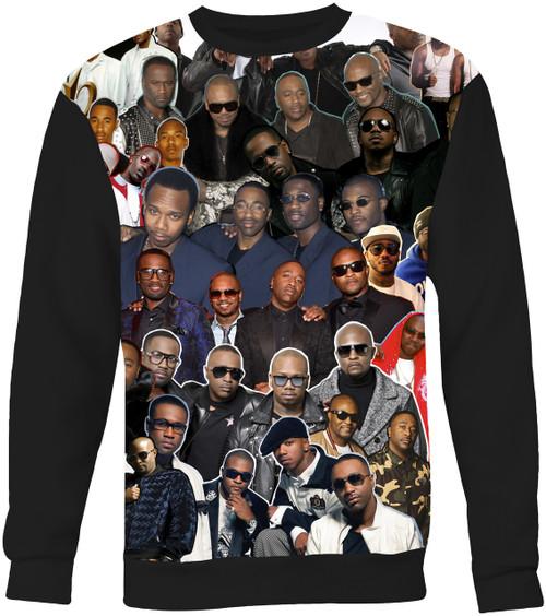 112 Collage Sweater Sweatshirt