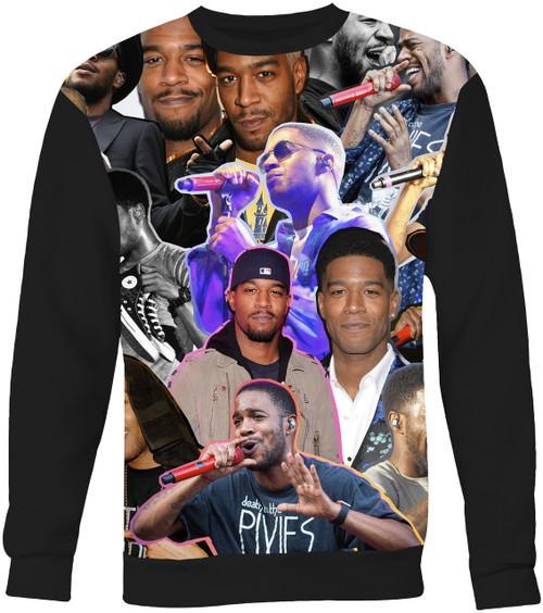 Kid Cudi Collage Sweater Sweatshirt