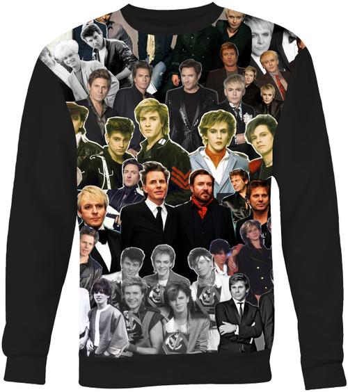 Duran Duran Collage Sweater Sweatshirt