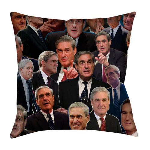 Robert Mueller Photo Collage Pillowcase