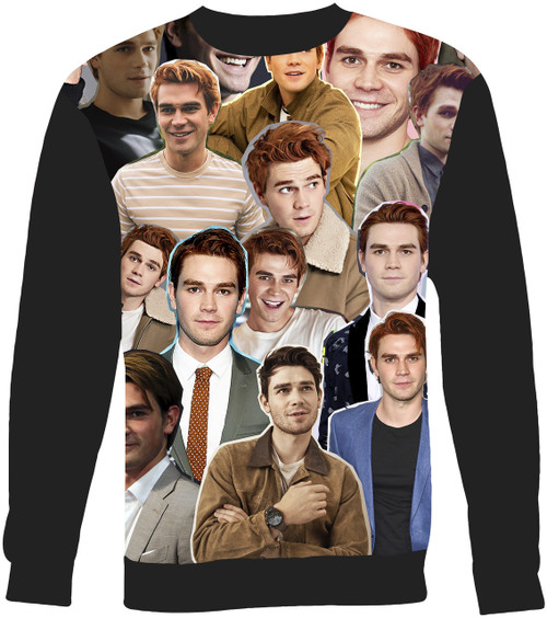 KJ Apa sweatshirt