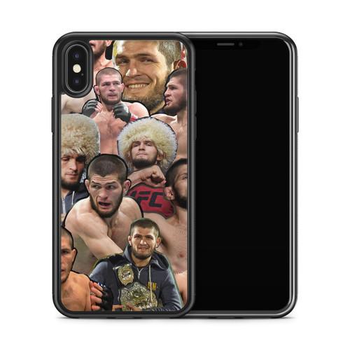 Khabib Nurmagomedov phone case x