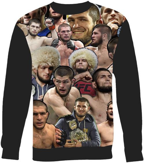 Khabib Nurmagomedov sweatshirt