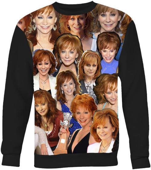 Reba McEntire Collage Sweater Sweatshirt