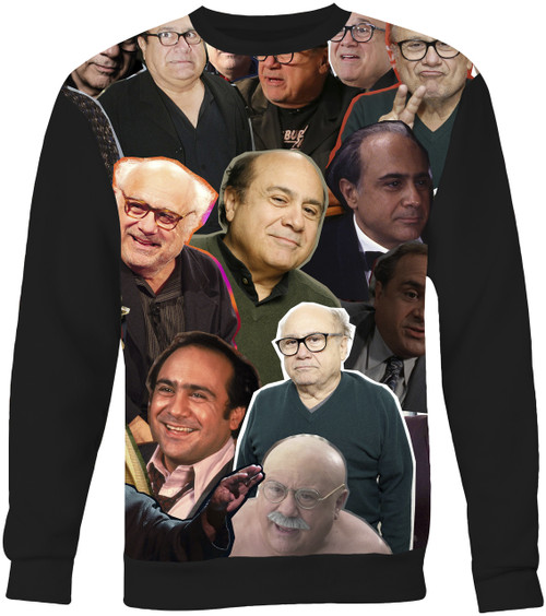 Danny Devito Collage Sweater Sweatshirt