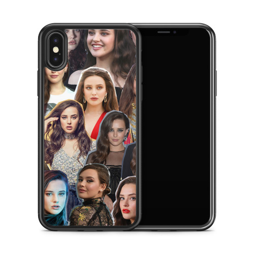 Katherine Langford phone case x