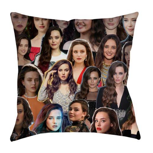 Katherine Langford pillowcase