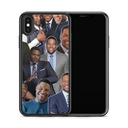 Michael Strahan phone case x