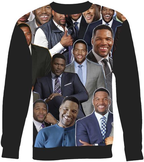 Michael Strahan sweatshirt