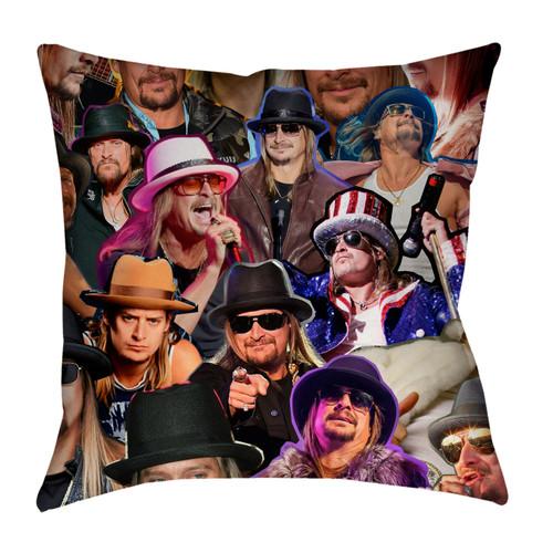 Kid Rock Photo Collage Pillowcase