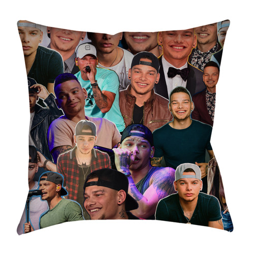 Kane Brown Photo Collage Pillowcase